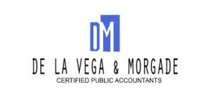 De La Vega & Morgade Logo